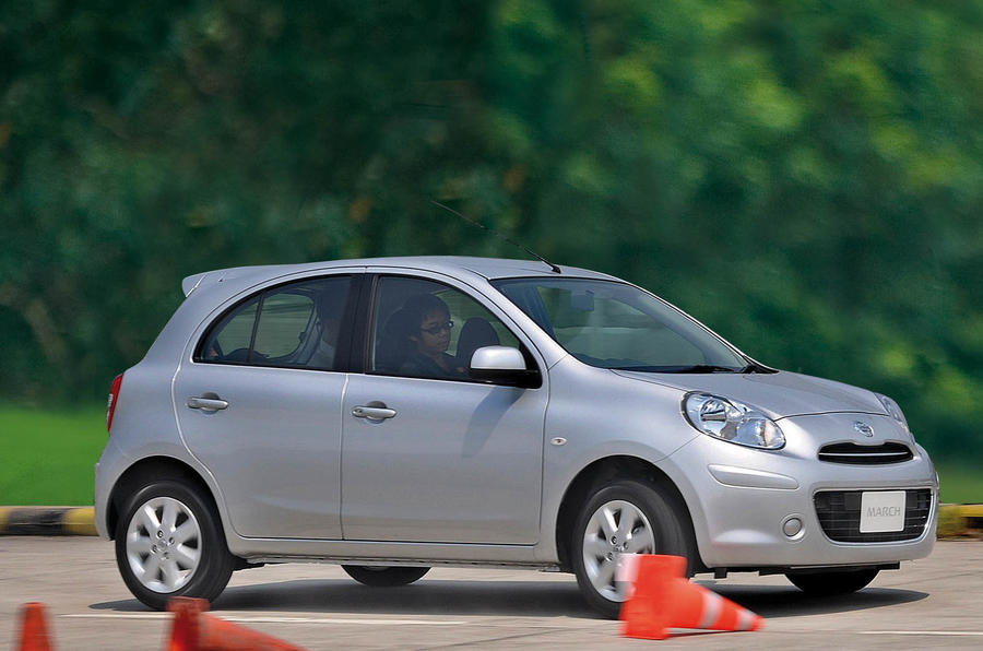 Micra pricing 'very competitive'