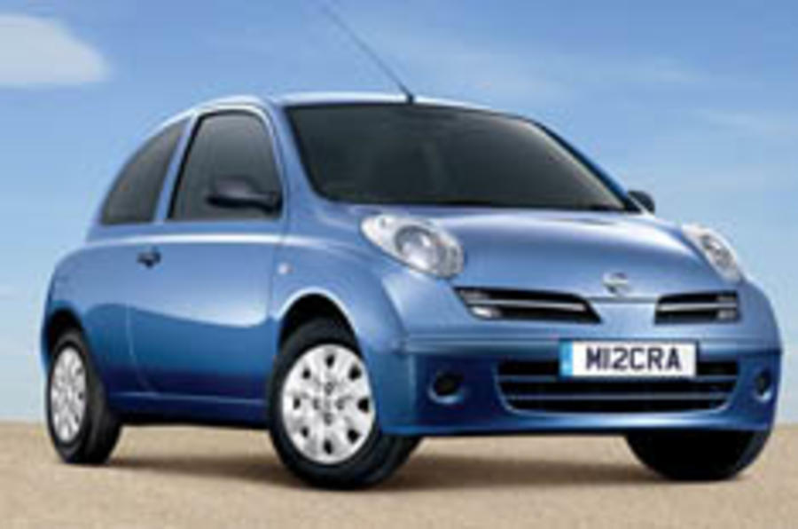 Extras thrown in on Micra Urbis