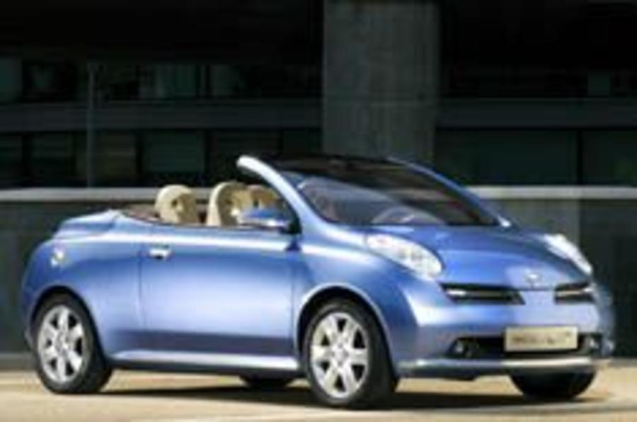 Micra CC to be built in Britain