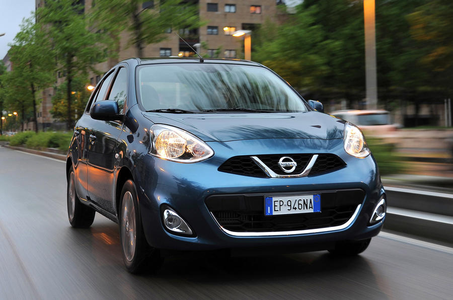 2013 nissan micra first drive. Black Bedroom Furniture Sets. Home Design Ideas