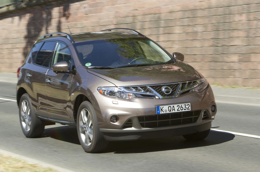 Nissan plans Murano cabriolet