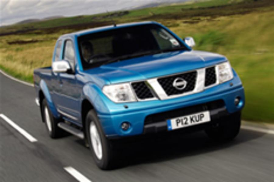 Navara gets safer