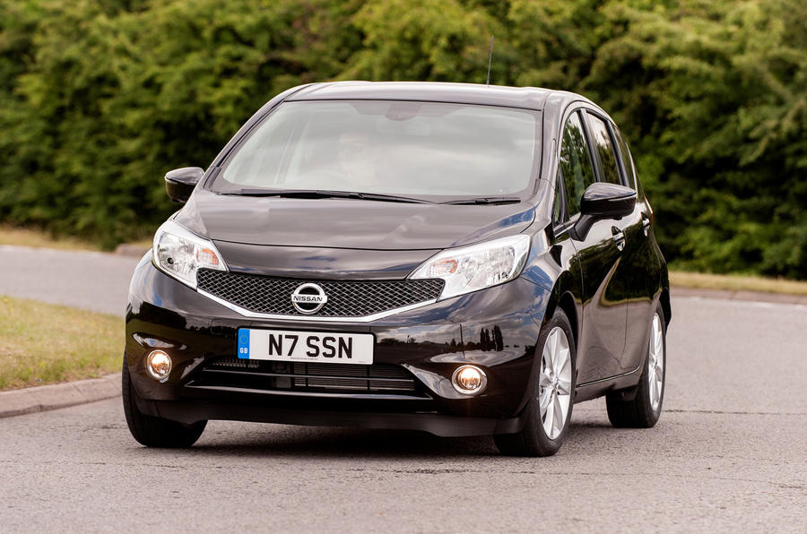 nissan note 1 5 dci diesel acenta premium first drive. Black Bedroom Furniture Sets. Home Design Ideas