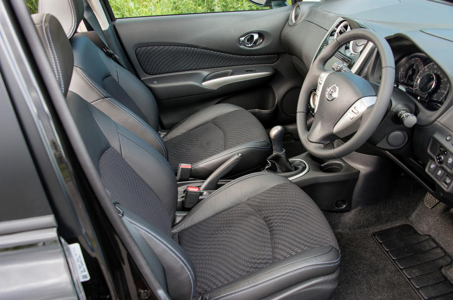 2013 Nissan Note 1.5 dCi first drive review