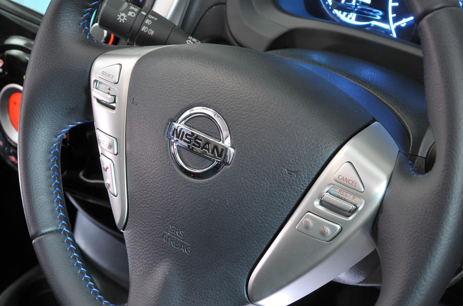 Nissan Sentra Mpg >> Nissan Note Review (2019) | Autocar