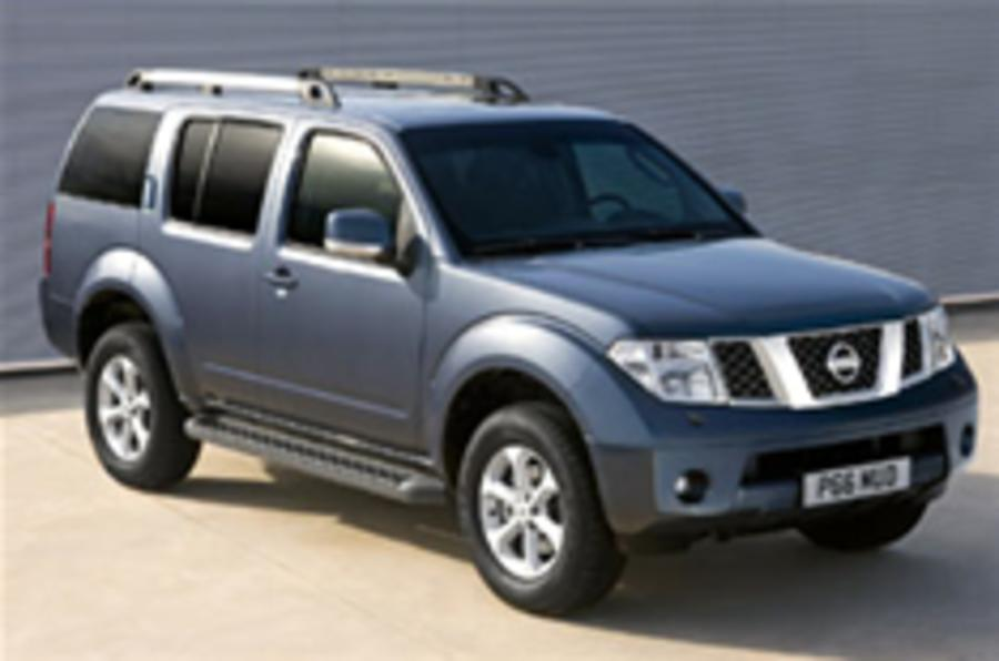 Mid-life tweak for Pathfinder and Navara