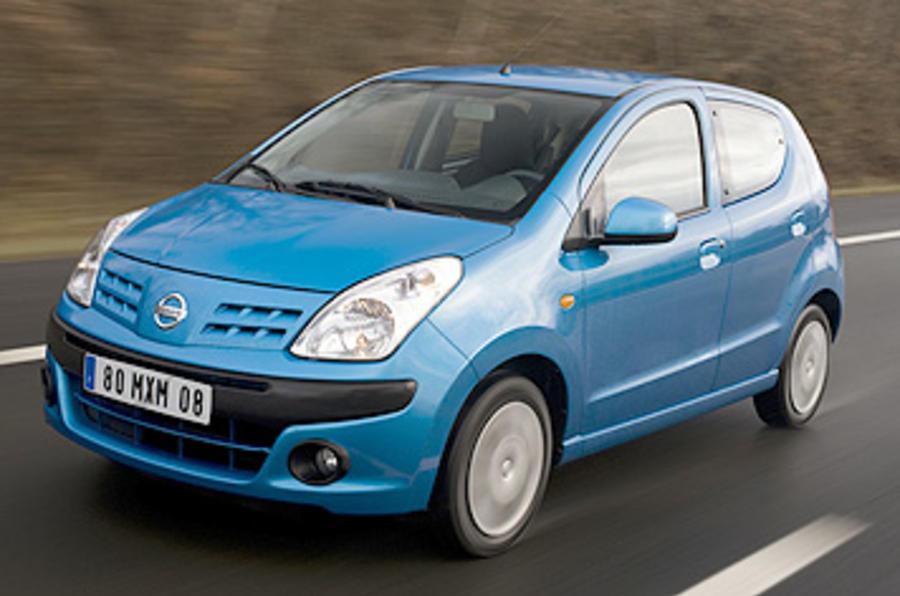 Nissan-Suzuki city car deal secure