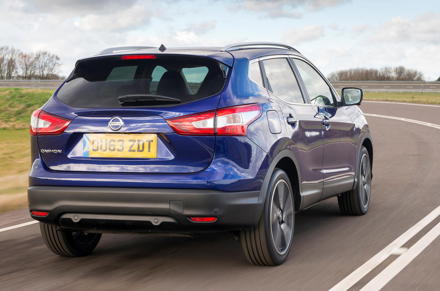 Nissan Qashqai Acenta 1.2 first drive review