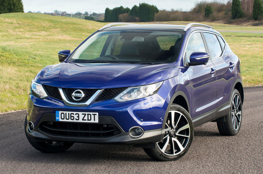 nissan qashqai acenta 1 2 litre dig t 115 petrol manual 2wd first drive. Black Bedroom Furniture Sets. Home Design Ideas