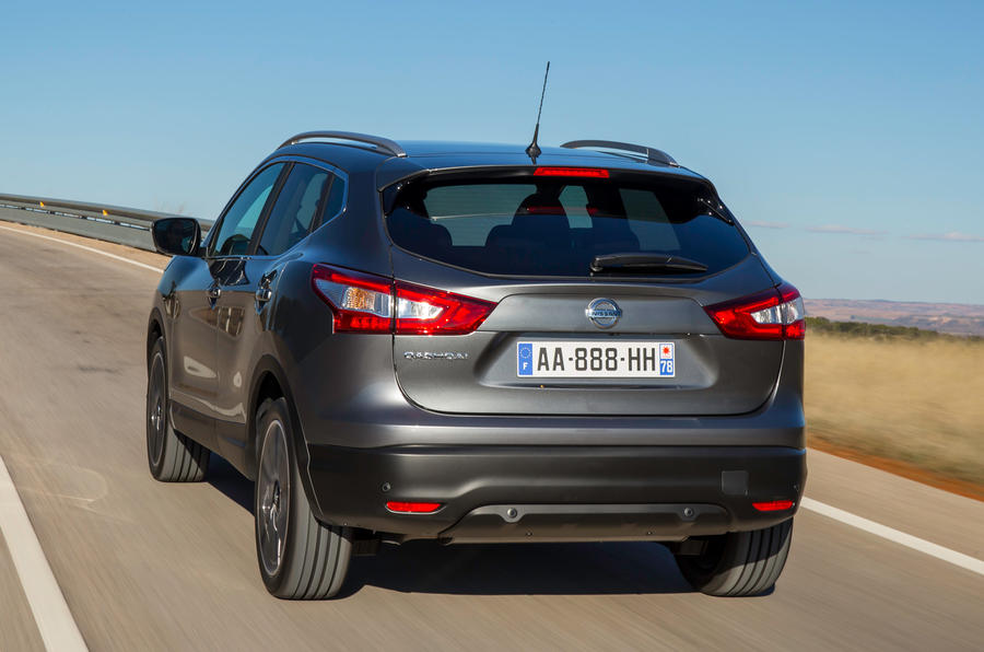 Nissan Qashqai 1.2 DIG-S first drive review