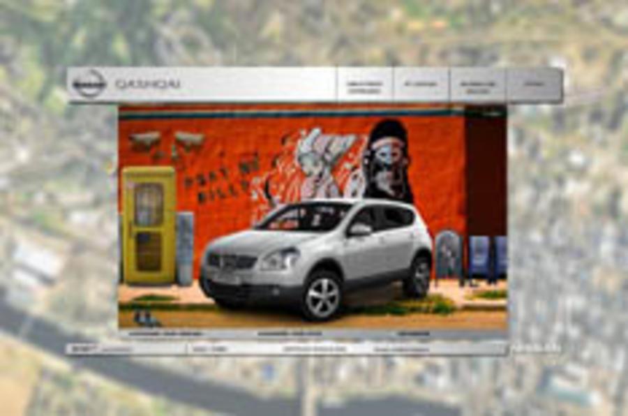 Virtual streets for virtual SUV