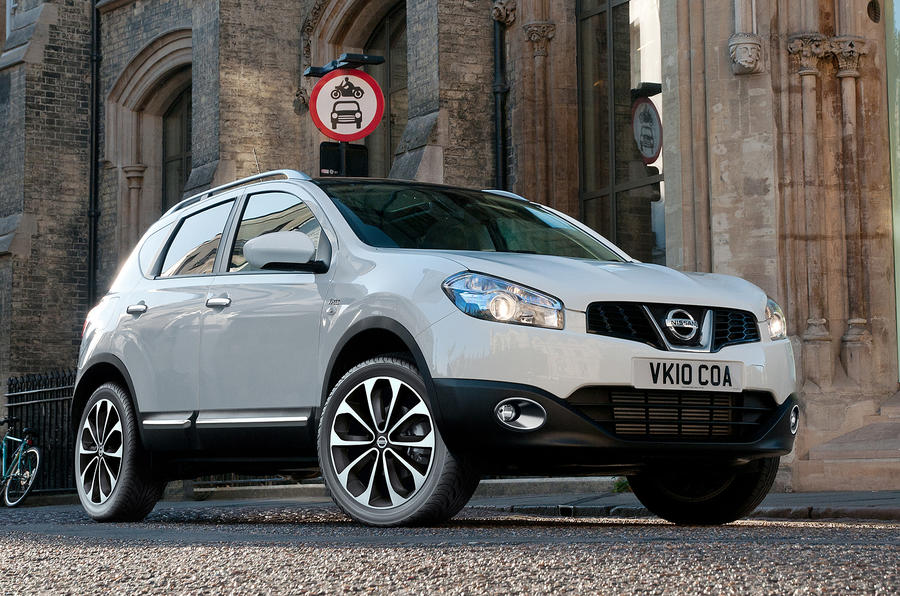 UK responsible for next Qashqai