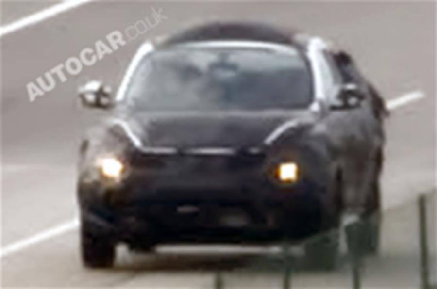 New Nissan Qazana spied