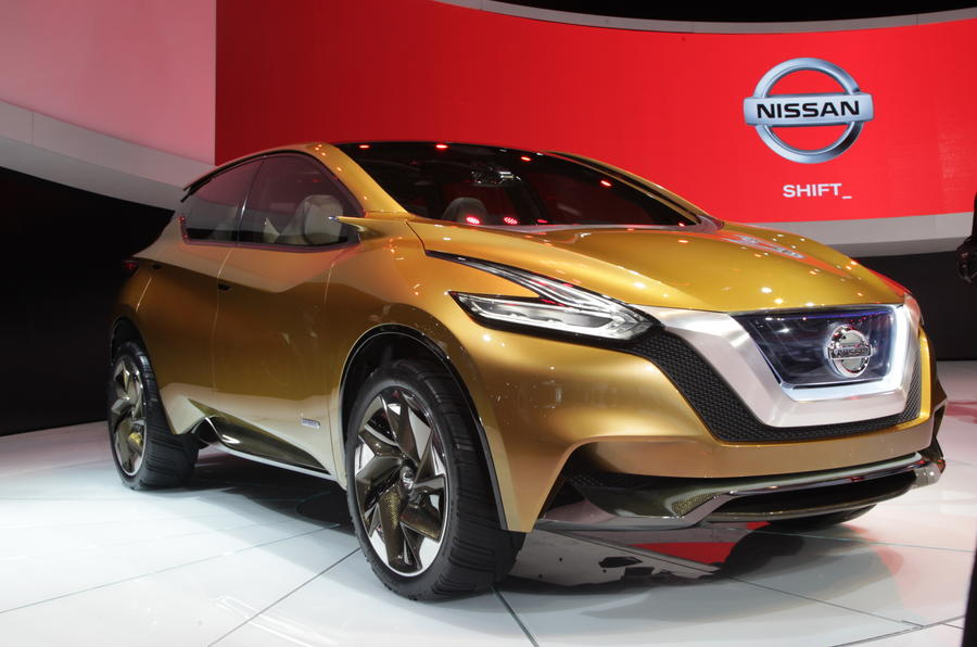 Next-gen Nissan Qashqai previewed