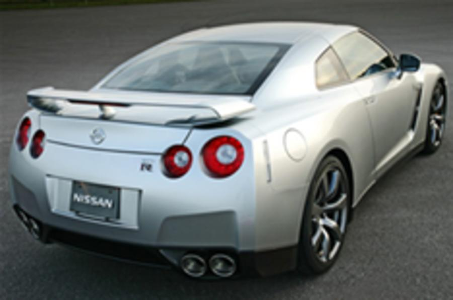 Tokyo show: more on Nissan's GT-R