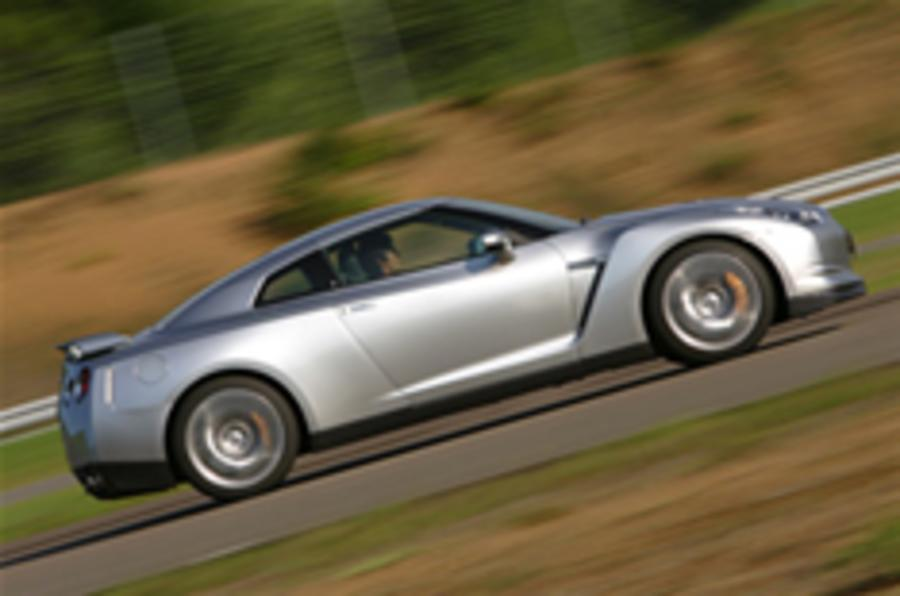 Nissan GT-R: zero-to-built in 2.5 mins