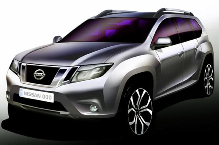 Quick news: Nissan Terrano returns; Golf GTD for £199 a month