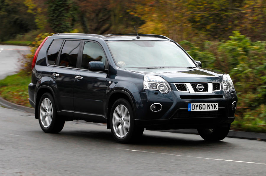 2011 nissan x trail review