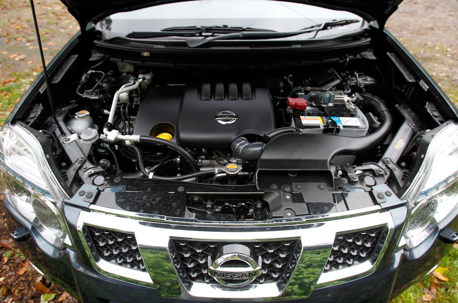 Nissan X-Trail 2007-2014 interior | Autocar