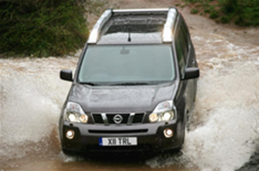 New Nissan X-Trail prices announced