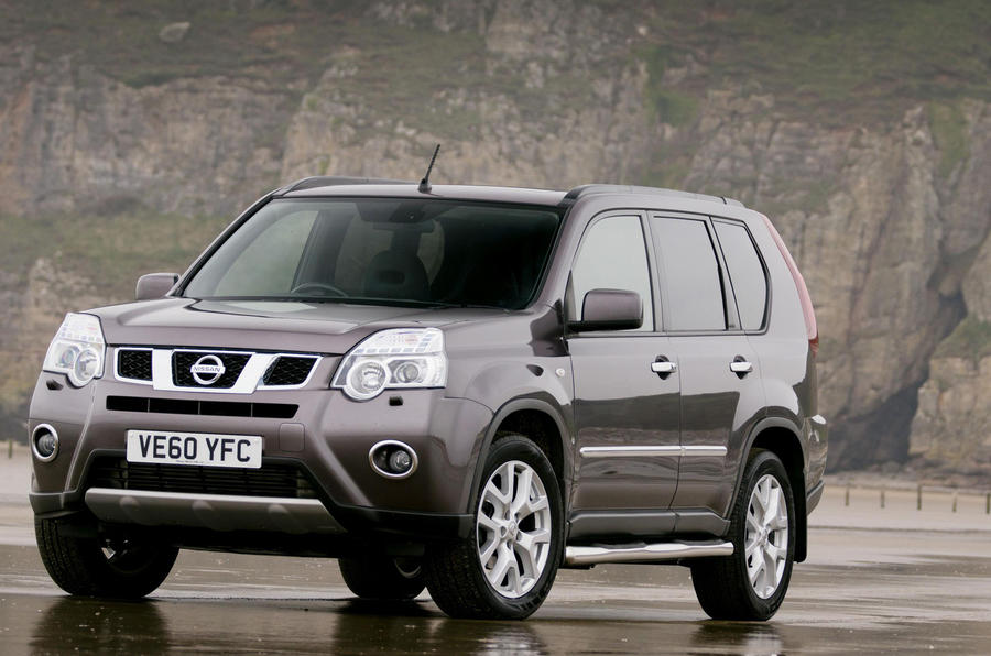 Luxury Nissan X-Trail unveiled