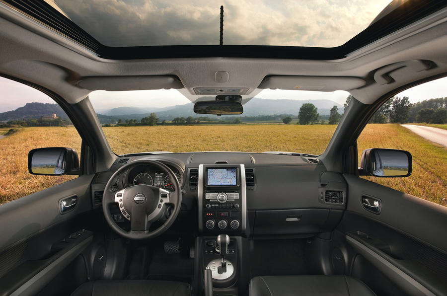 Nissan X-Trail from £23,995
