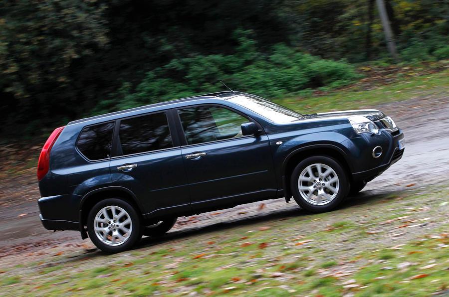 3.5 star Nissan X-Trail