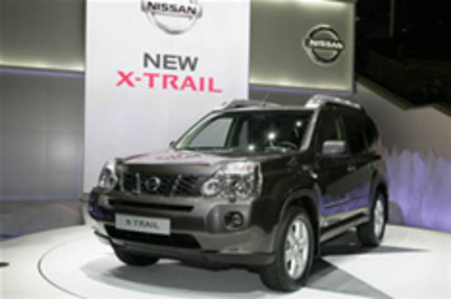 It's the all-new X-Trail, honest