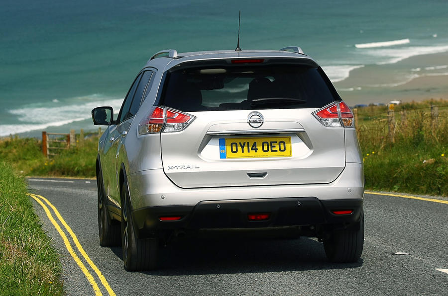 Nissan X-Trail 1.6 dCi UK first drive review