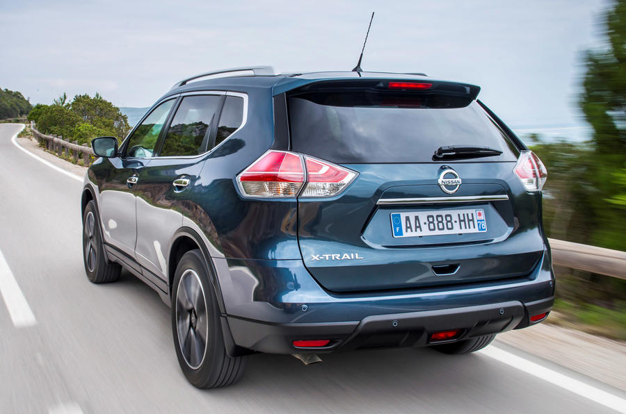 2014 nissan x trail review