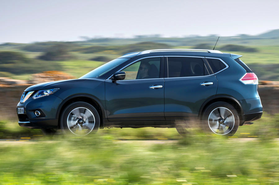 2014 Nissan X-Trail first drive review