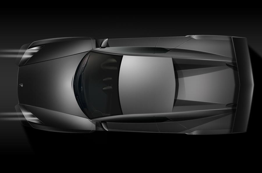 First pics: Noble's Fenix supercar