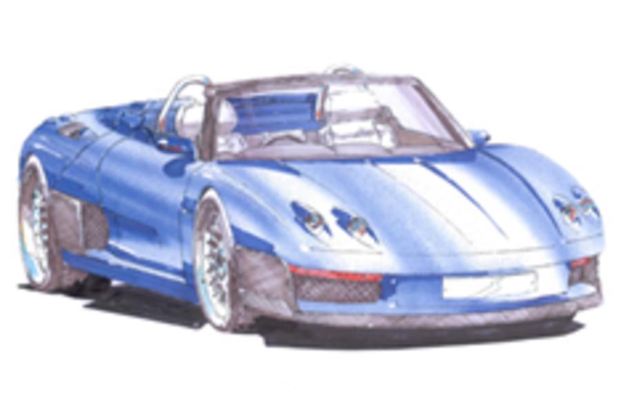 Brit firm announces 'Noble Roadster'