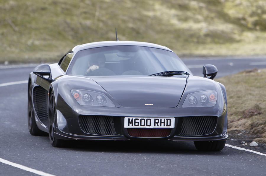 Autocar's 2011 review: April