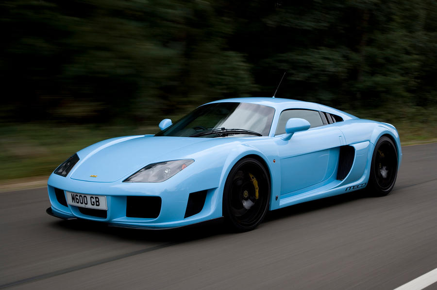 The 650bhp Noble M600
