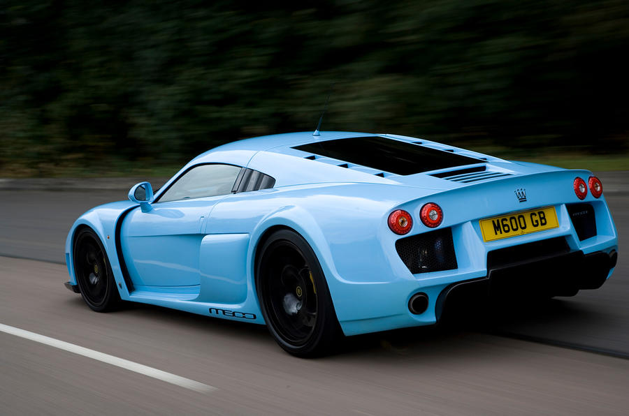 Noble M600 Review 2017 Autocar