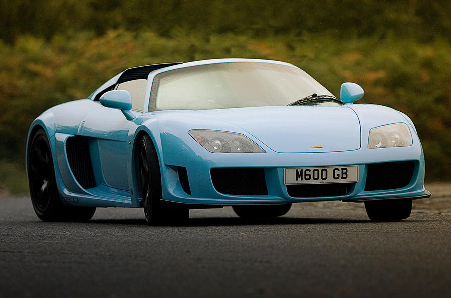 Noble M600 targa considered
