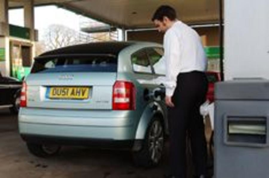 43 cars run out of fuel per day