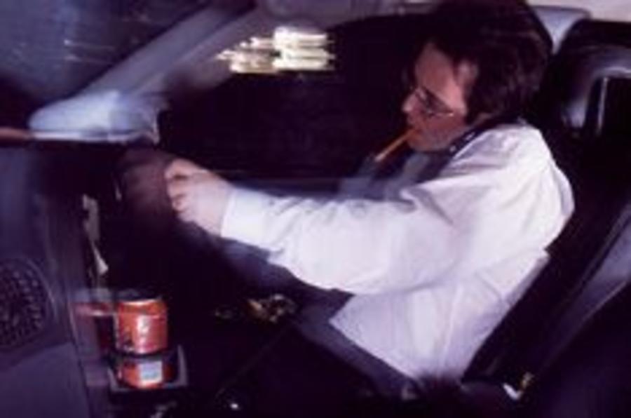 4x4 drivers take more risks
