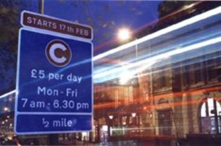 SUVs face congestion charge hike