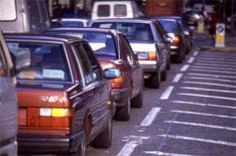 LA traffic to average 7mph