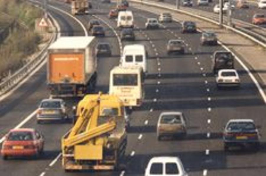 RAC warns of road breakdown