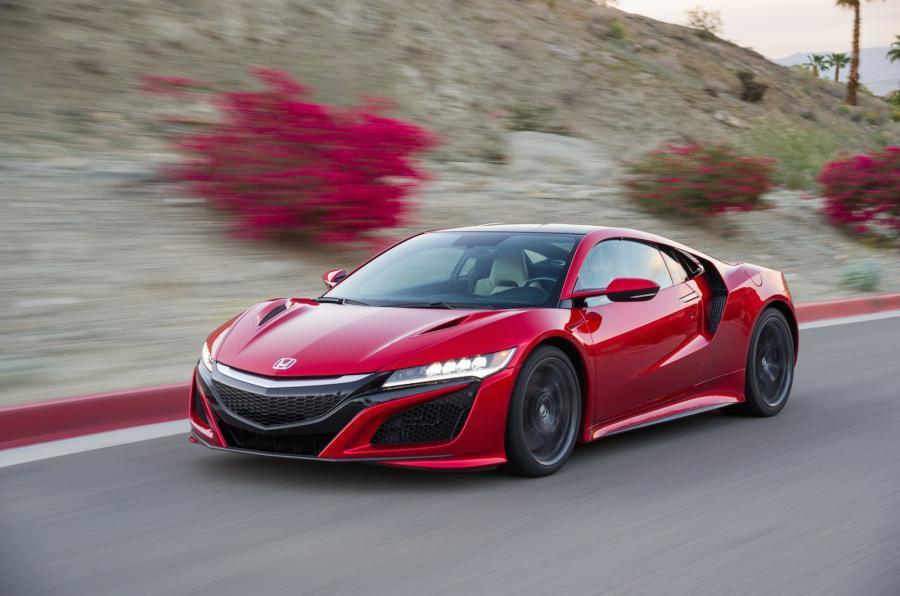 Honda nsx review autocar for Martin honda used cars