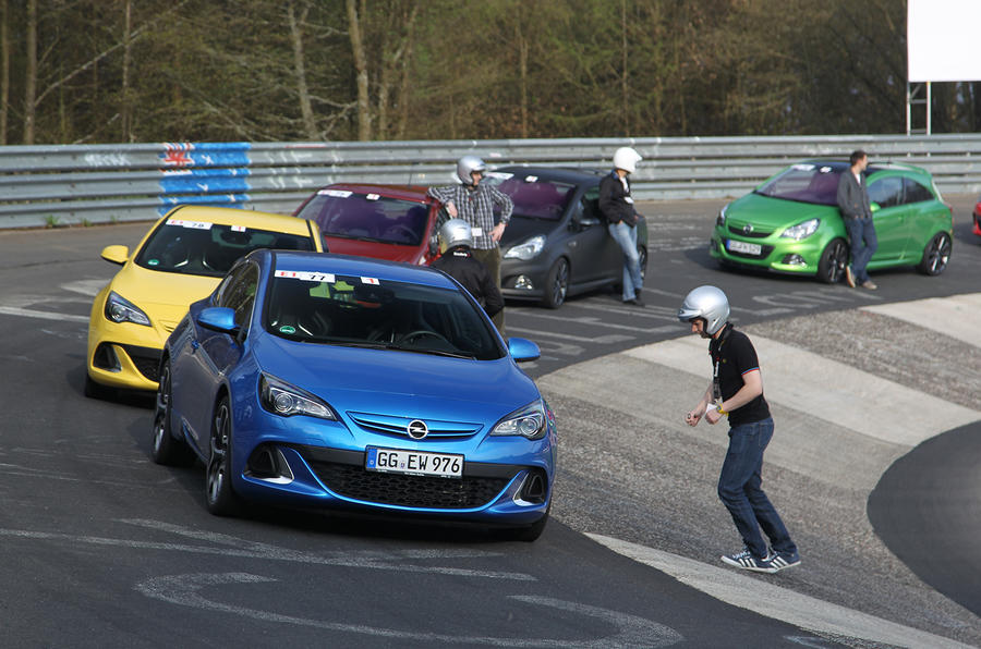 Learning the Nurburgring