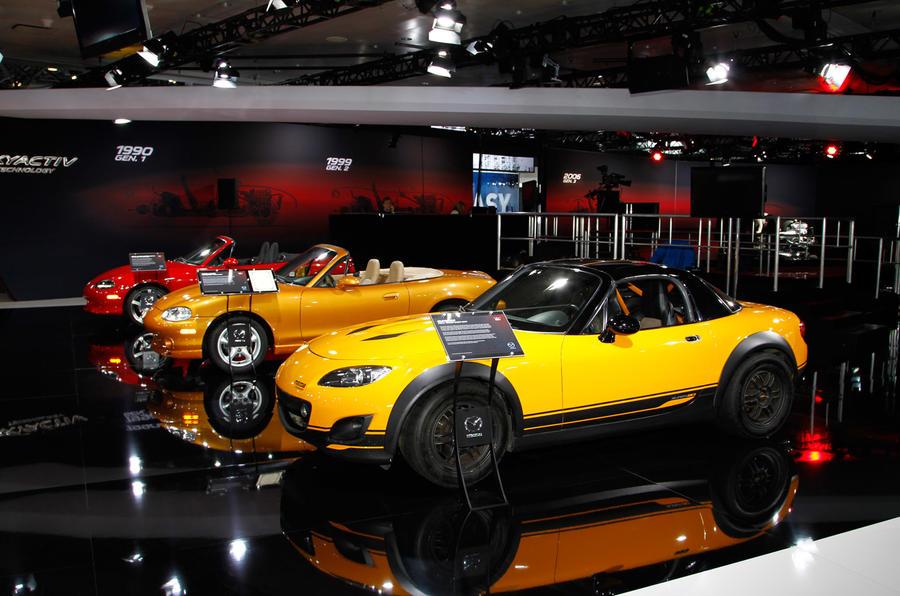 New York motor show 2014 live blog