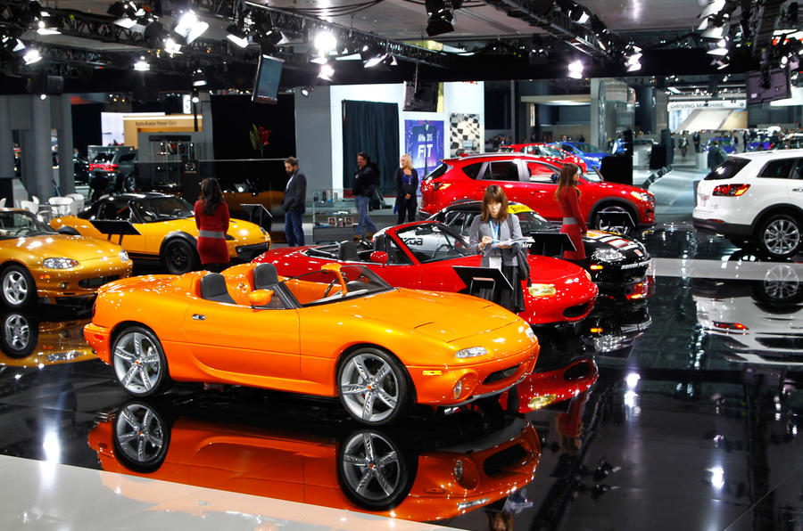 Mazda Mx 5 Celebrates 25 Years Autocar