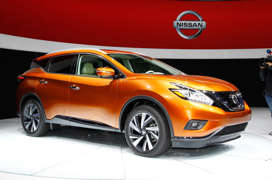 Nissan Murano to make NY show debut