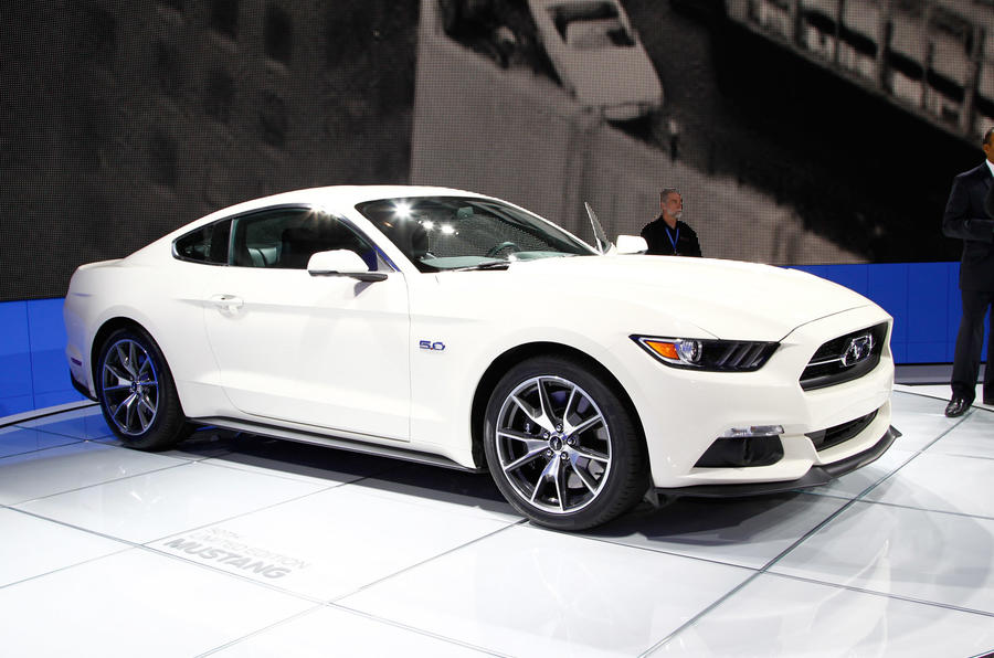 Celebrating the Ford Mustang - picture special