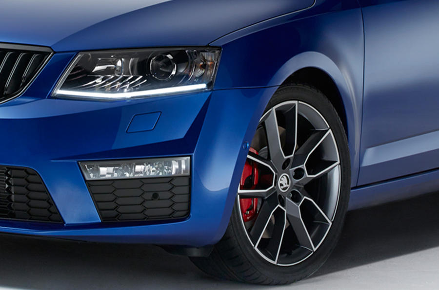 New Skoda Octavia vRS revealed