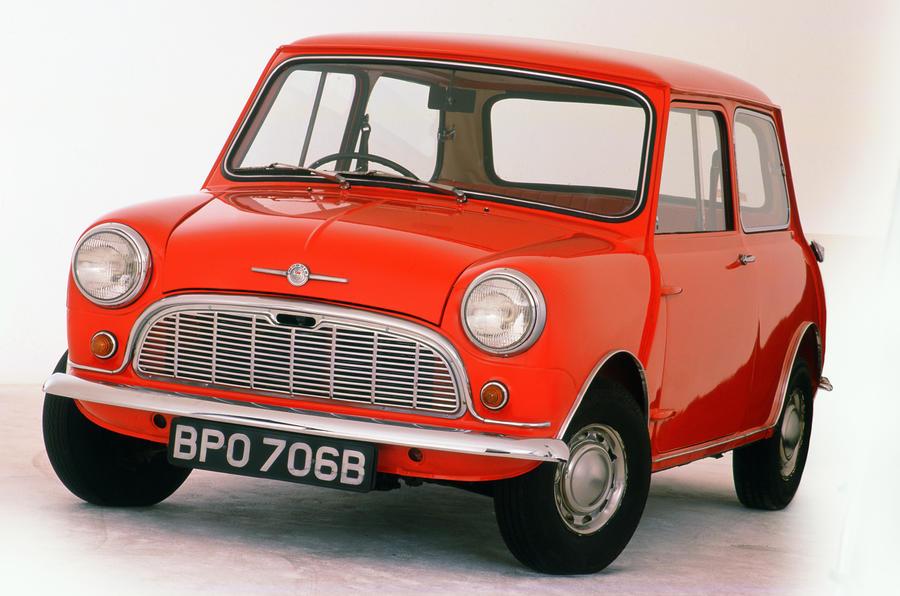 Original Mini Voted Best British Car Autocar